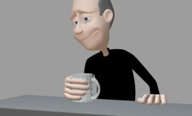 Character Animation with Dialogue (2012)